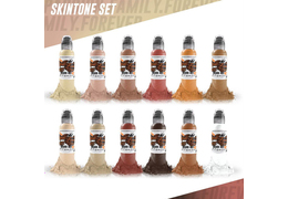 Набор World Famous 12 Color Skintone Set