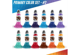 Набор World Famous 12 Color Primary Set - 2